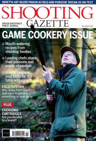 Shooting Gazette magazine