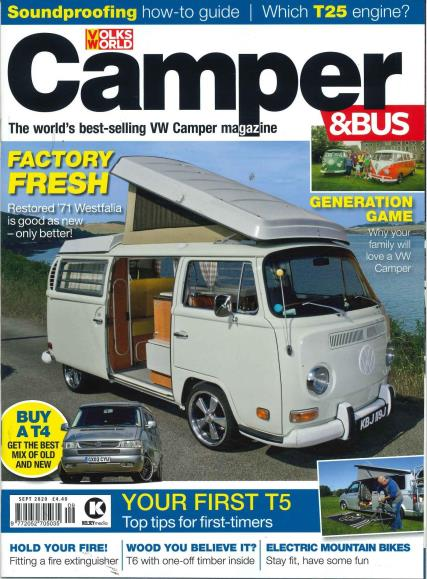 VW Camper & Bus magazine