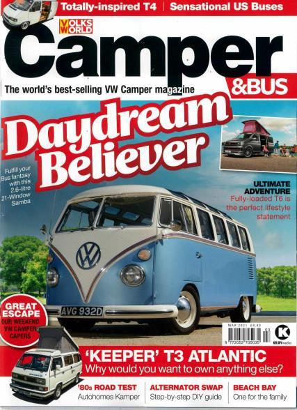 VW Camper & Bus magazine