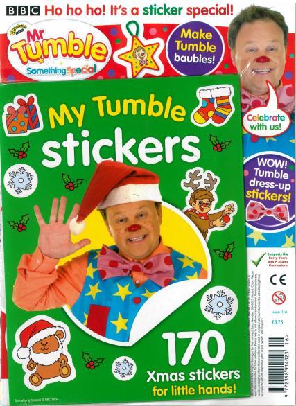 Mr Tumble - Something Special magazine