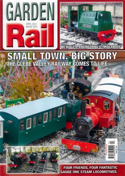Garden Rail magazine