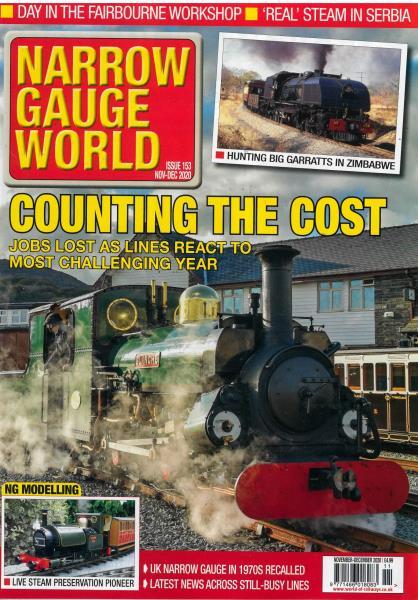 Narrow Gauge World magazine