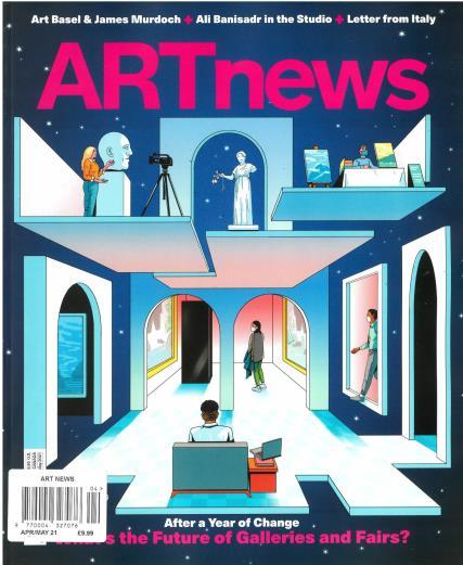 Art News magazine