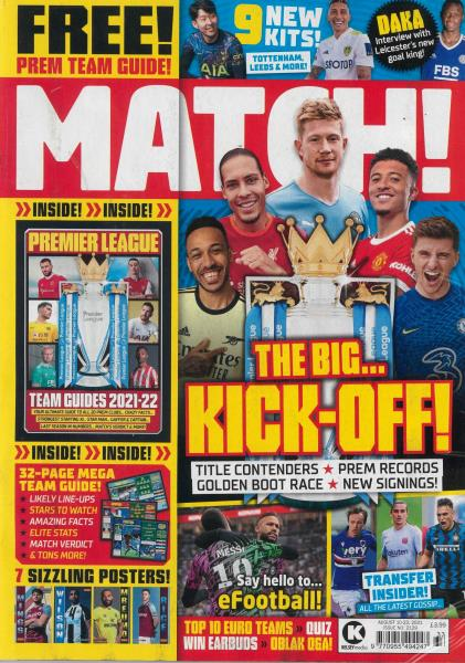 Match magazine