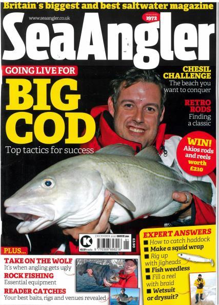 Sea Angler magazine
