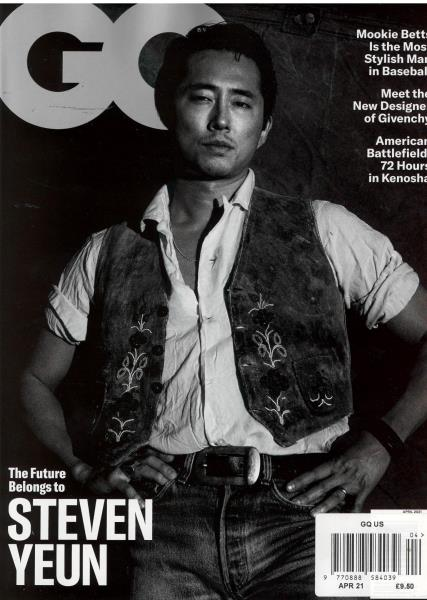 GQ USA magazine