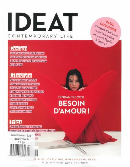 Ideat magazine