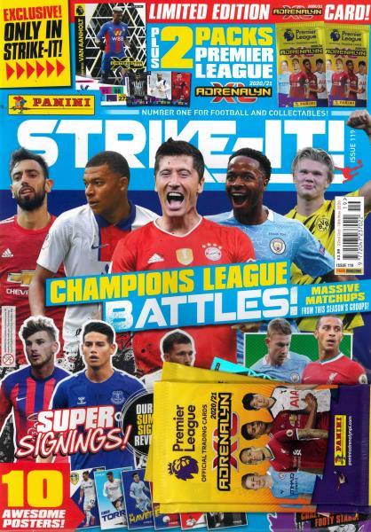 Strike It magazine