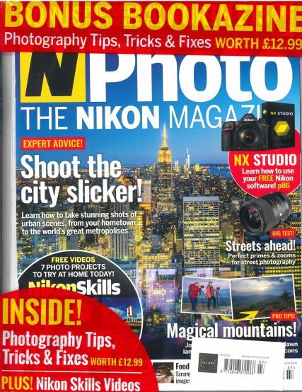 N-Photo magazine