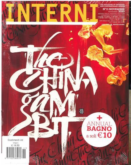 Interni magazine
