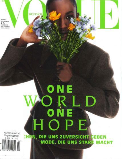 Vogue German magazine