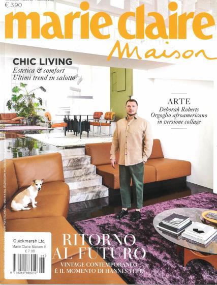 Marie Claire Maison Italia magazine