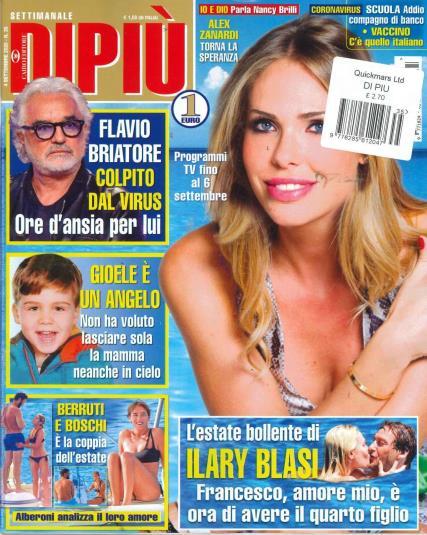 Dipiu magazine