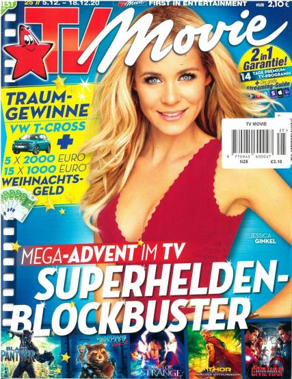 Tv Movie magazine