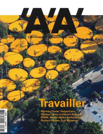 l'architecture D'aujourd Hui magazine