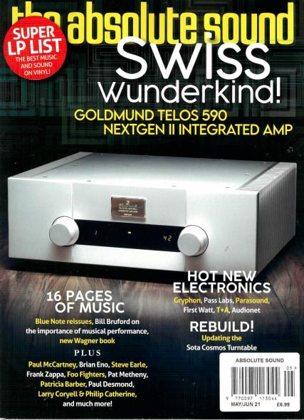The Absolute Sound magazine