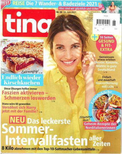 Tina magazine