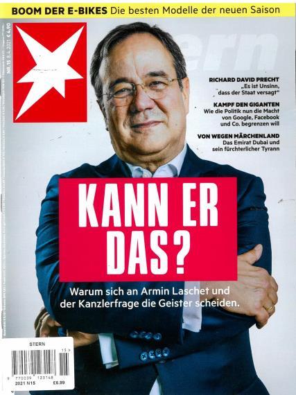 Stern magazine