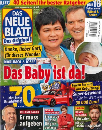 Das Neue Blatt magazine