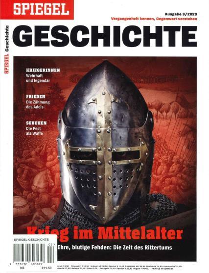 Spiegel Geschichte magazine