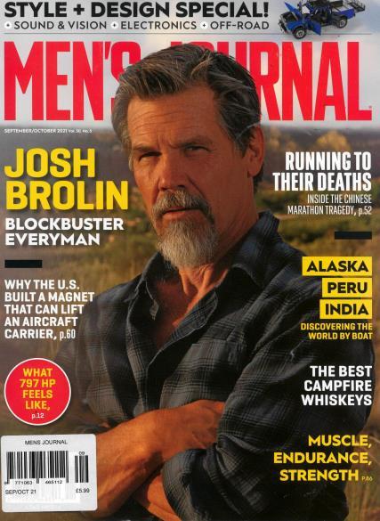 Men's Journal magazine