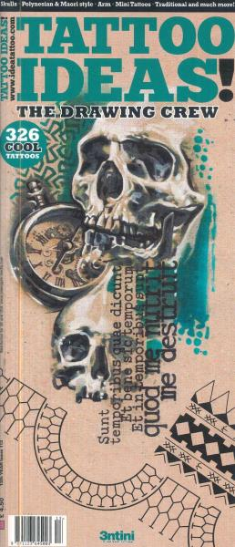 Tattoo Ideas magazine