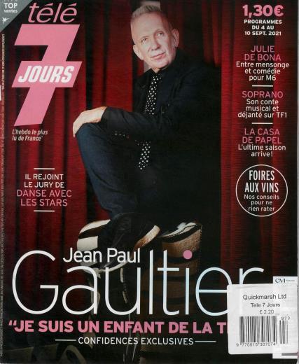 Tele 7 Jours magazine