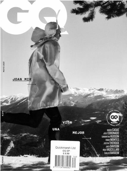 GQ Spanish magazine