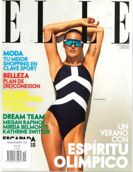 Elle Spanish magazine