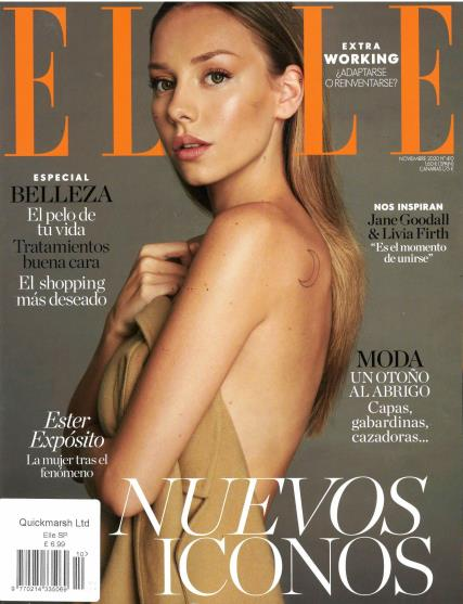 Elle Spanish magazine