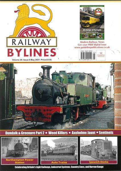 Railway Bylines magazine