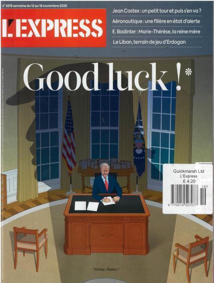 L'Express magazine