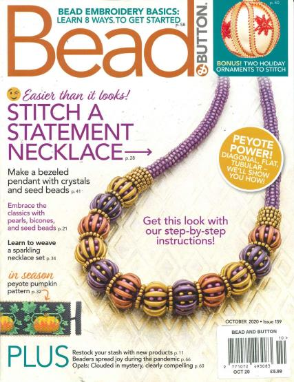 Bead and Button magazine