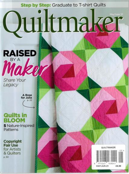 Quiltmaker magazine