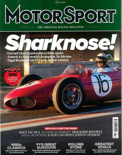 Motor Sport magazine
