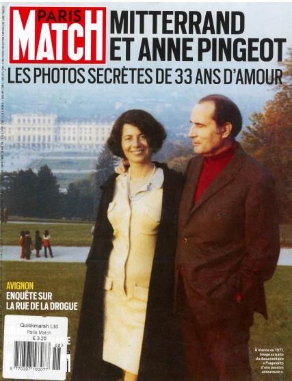 Paris Match magazine