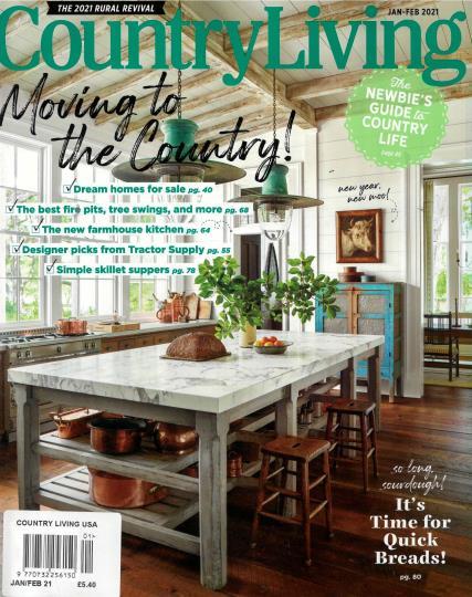 Country Living USA magazine