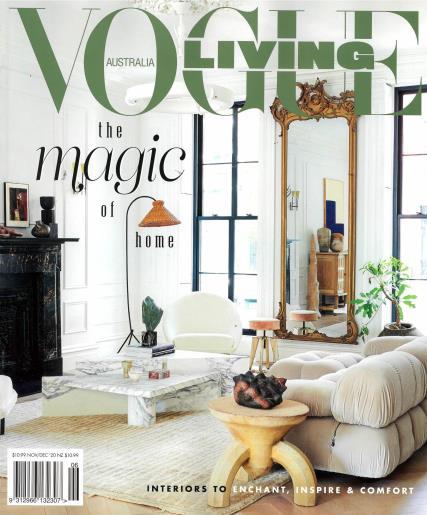 Vogue Living Australia magazine