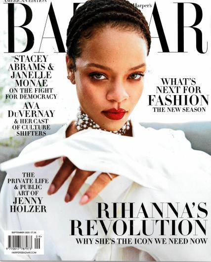 Harper's Bazaar USA magazine