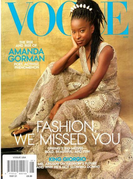 Vogue USA magazine