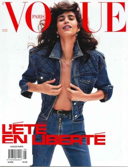 Vogue French magazine