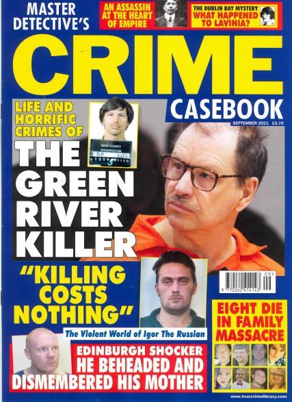 Master Detective magazine