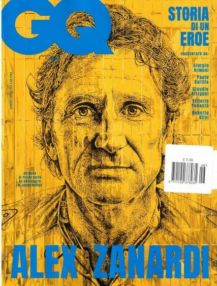 GQ Italian magazine