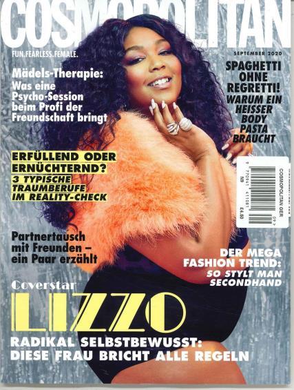 Cosmopolitan German magazine