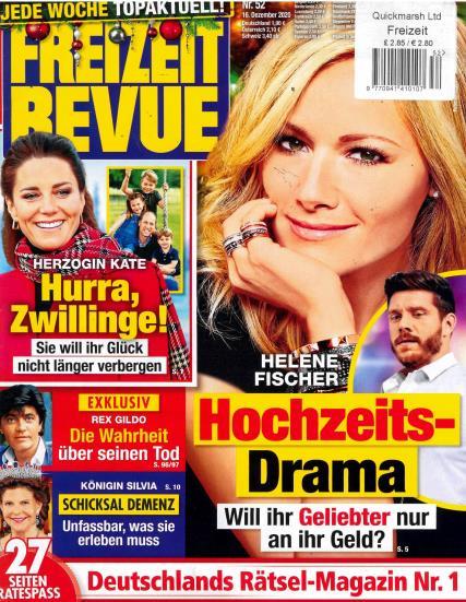 Freizeit Revue magazine