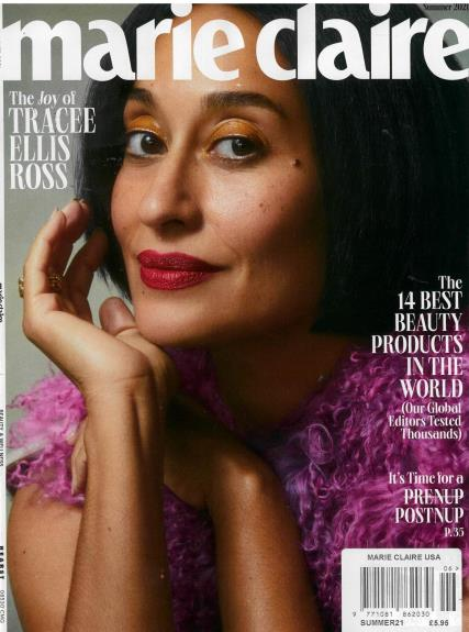 Marie Claire USA magazine