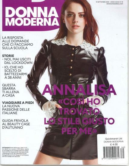 Donna Moderna magazine