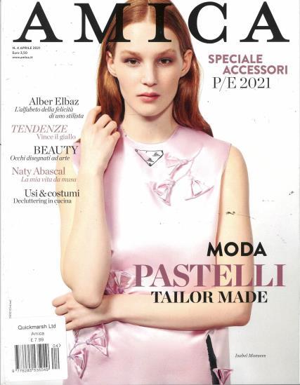 Amica (IT) magazine