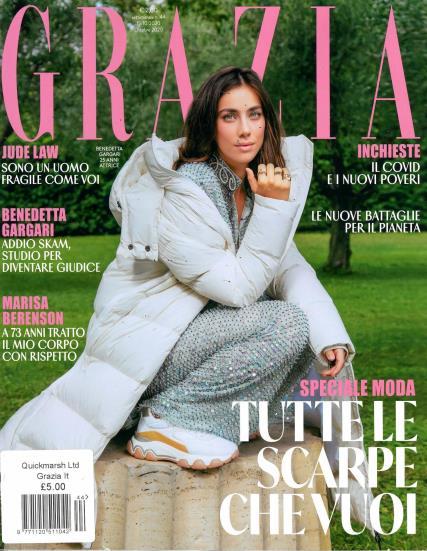Grazia Italian magazine