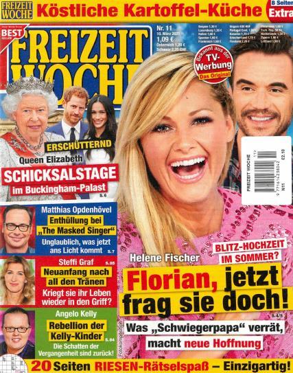 Freizeit Woche magazine